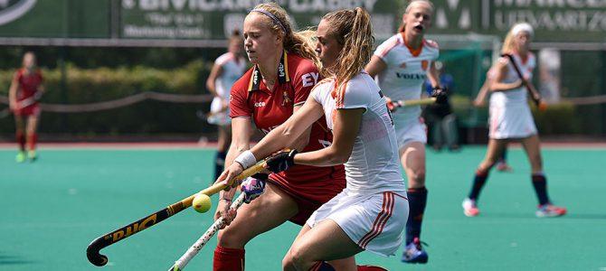 België – Nederland (Girls U18)