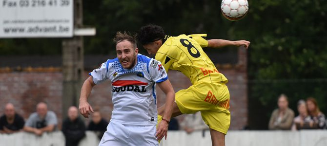 K Lierse SK – KVC Westerlo