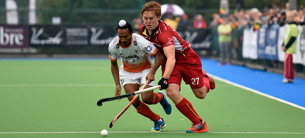 België – India
