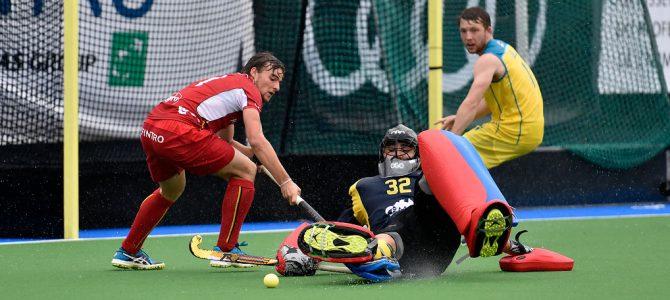 België – Australië (U21B)
