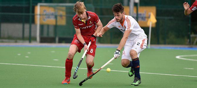 België – Nederland (U21B)