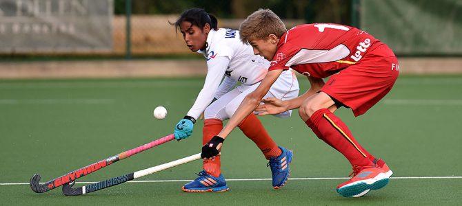 U16 Boys – India (dames)